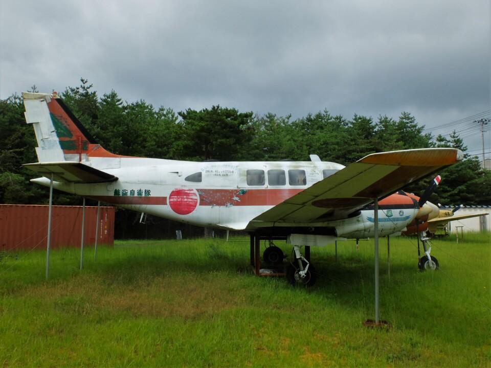 Smyth Newmanさんの航空自衛隊 Beechcraft Queen Air (03-3093) 航空フォト