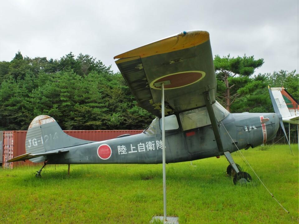 Smyth Newmanさんの陸上自衛隊 Fuji L-19 Bird Dog (11214) 航空フォト