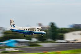 NCT310さんが、調布飛行場で撮影した新中央航空 228-212の航空フォト(飛行機 写真・画像)