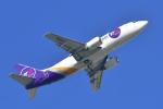 パンダさんが、成田国際空港で撮影したYTOカーゴ・エアラインズ 737-37Kの航空フォト(飛行機 写真・画像)