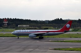 よんすけさんが、成田国際空港で撮影した四川航空 A330-243Fの航空フォト(飛行機 写真・画像)