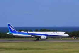 kazutoさんが、鳥取空港で撮影した全日空 A321-272Nの航空フォト(飛行機 写真・画像)