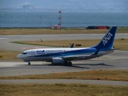 LOVE767さんが、関西国際空港で撮影した全日空 737-781の航空フォト(飛行機 写真・画像)
