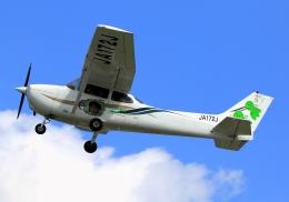 LOTUSさんが、八尾空港で撮影した日本個人所有 172R Skyhawkの航空フォト(飛行機 写真・画像)