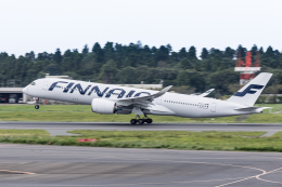 Y-Kenzoさんが、成田国際空港で撮影したフィンエアー A350-941の航空フォト(飛行機 写真・画像)