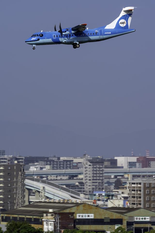 K.Sさんが、福岡空港で撮影した天草エアライン ATR-42-600の航空フォト(飛行機 写真・画像)