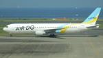 るかりおさんが、羽田空港で撮影したAIR DO 767-381の航空フォト(飛行機 写真・画像)