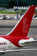 SFJ_capさんが、成田国際空港で撮影したエア・インディア 787-8 Dreamlinerの航空フォト(飛行機 写真・画像)
