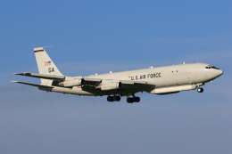 たまさんが、横田基地で撮影したアメリカ空軍 E-8C J-Stars (707-300C)の航空フォト(飛行機 写真・画像)