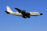 メンチカツさんが、横田基地で撮影したアメリカ空軍 RC-135S (717-148)の航空フォト(飛行機 写真・画像)