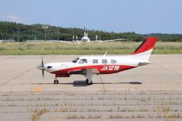 おっつんさんが、能登空港で撮影した日本法人所有 PA-46-500TP Meridian M500の航空フォト(飛行機 写真・画像)