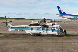 MARK0125さんが、新石垣空港で撮影した海上保安庁 EC225LP Super Puma Mk2+の航空フォト(飛行機 写真・画像)