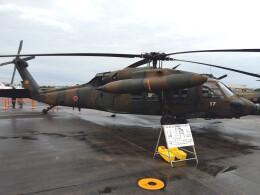 masahiさんが、静浜飛行場で撮影した陸上自衛隊 UH-60JAの航空フォト(飛行機 写真・画像)
