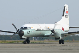 masahiさんが、厚木飛行場で撮影した海上自衛隊 YS-11A-404M-Aの航空フォト(飛行機 写真・画像)