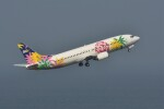 kumagorouさんが、羽田空港で撮影したスカイネットアジア航空 737-46Mの航空フォト(飛行機 写真・画像)