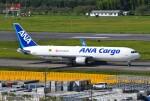 mojioさんが、成田国際空港で撮影した全日空 767-316F/ERの航空フォト(飛行機 写真・画像)
