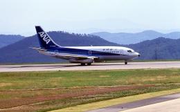LEVEL789さんが、岡山空港で撮影した全日空 737-281/Advの航空フォト(飛行機 写真・画像)