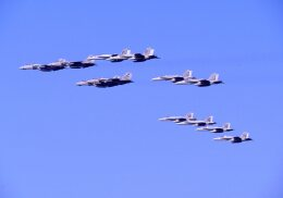 F-4さんが、厚木飛行場で撮影したアメリカ海軍 F-14A Tomcatの航空フォト(飛行機 写真・画像)