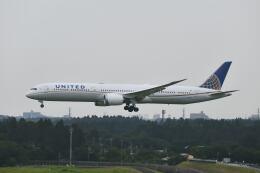 航空フォト:N12004 ユナイテッド航空 787-10