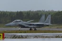 Mochi7D2さんが、千歳基地で撮影した航空自衛隊 F-15DJ Eagleの航空フォト(飛行機 写真・画像)