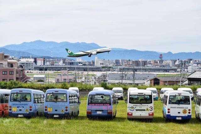 でこっぱち 15さんが、福岡空港で撮影したエバー航空 787-9の航空フォト(飛行機 写真・画像)