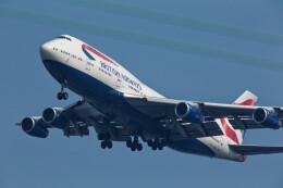 Airliners Freakさんが、ジョン・F・ケネディ国際空港で撮影したブリティッシュ・エアウェイズ 747-436の航空フォト(飛行機 写真・画像)