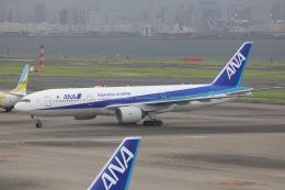 OS52さんが、羽田空港で撮影した全日空 777-281/ERの航空フォト(飛行機 写真・画像)