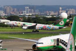 HLeeさんが、台湾桃園国際空港で撮影したエバー航空 A330-302Xの航空フォト(飛行機 写真・画像)