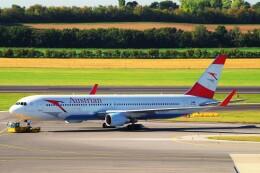 航空フォト:OE-LAE オーストリア航空 767-300