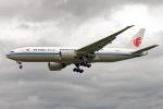 Cozy Gotoさんが、成田国際空港で撮影した中国国際貨運航空 777-FFTの航空フォト(飛行機 写真・画像)