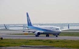 東亜国内航空さんが、関西国際空港で撮影した全日空 737-881の航空フォト(飛行機 写真・画像)