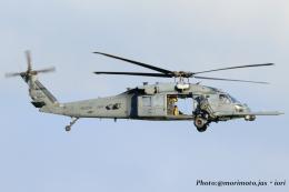 いおりさんが、嘉手納飛行場で撮影したアメリカ空軍 HH-60G Pave Hawk (S-70A)の航空フォト(飛行機 写真・画像)