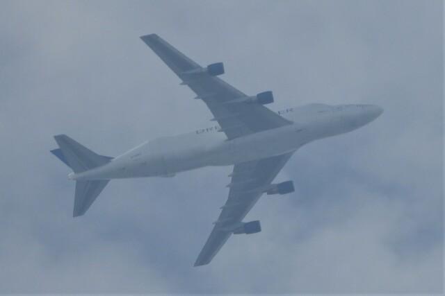 jutenLCFさんが、中部国際空港で撮影したボーイング 747-4H6(LCF) Dreamlifterの航空フォト(飛行機 写真・画像)