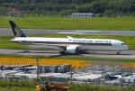 mojioさんが、成田国際空港で撮影したシンガポール航空 787-10の航空フォト(飛行機 写真・画像)
