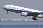 senyoさんが、羽田空港で撮影した全日空 777-281の航空フォト(飛行機 写真・画像)