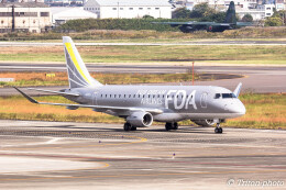 triton@blueさんが、名古屋飛行場で撮影したフジドリームエアラインズ ERJ-170-200 (ERJ-175STD)の航空フォト(飛行機 写真・画像)
