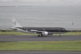OS52さんが、羽田空港で撮影したスターフライヤー A320-214の航空フォト(飛行機 写真・画像)