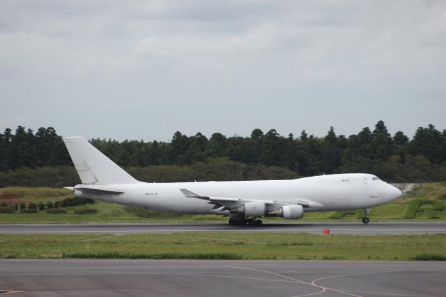 Rsaさんが、成田国際空港で撮影したアトラス航空 747-4KZF/SCDの航空フォト(飛行機 写真・画像)