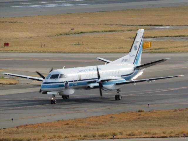 Tradel View FUKUROさんが、関西国際空港で撮影した海上保安庁 340B/Plus SAR-200の航空フォト(飛行機 写真・画像)