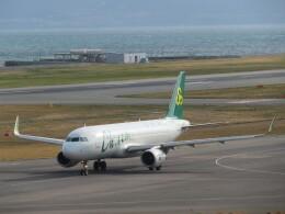 TradelView FUKUROさんが、関西国際空港で撮影した春秋航空 A320-214の航空フォト(飛行機 写真・画像)