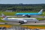 mojioさんが、成田国際空港で撮影した日本航空 787-9の航空フォト(飛行機 写真・画像)