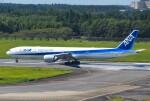 mojioさんが、成田国際空港で撮影した全日空 777-381/ERの航空フォト(飛行機 写真・画像)