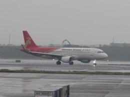 Tradel View FUKUROさんが、台湾桃園国際空港で撮影した深圳航空 A320-214の航空フォト(飛行機 写真・画像)