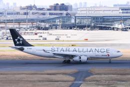 Jyunpei Ohyamaさんが、羽田空港で撮影した中国国際航空 A330-243の航空フォト(飛行機 写真・画像)