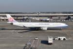 turenoアカクロさんが、成田国際空港で撮影したチャイナエアライン A330-302の航空フォト(飛行機 写真・画像)