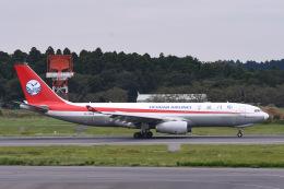 Jyunpei Ohyamaさんが、成田国際空港で撮影した四川航空 A330-243Fの航空フォト(飛行機 写真・画像)