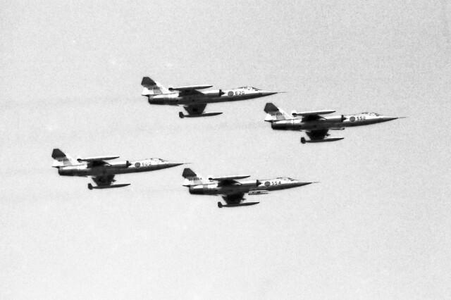 apphgさんが、入間飛行場で撮影した航空自衛隊 F-104J Starfighterの航空フォト(飛行機 写真・画像)