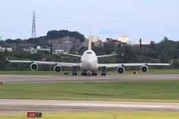 キイロイトリさんが、嘉手納飛行場で撮影したカリッタ エア 747-446(BCF)の航空フォト(飛行機 写真・画像)