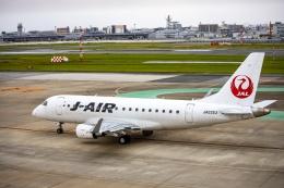 kikiさんが、福岡空港で撮影したジェイエア ERJ-170-100 (ERJ-170STD)の航空フォト(飛行機 写真・画像)