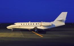asuto_fさんが、大分空港で撮影したノエビア 680 Citation Sovereignの航空フォト(飛行機 写真・画像)